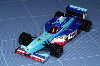 98-Benetton B198