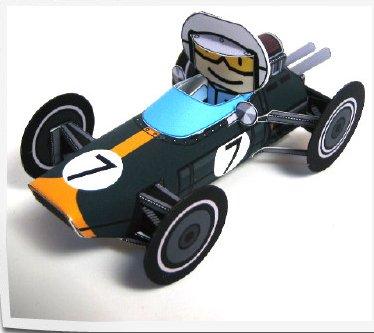 Brabham BT7/BT11
