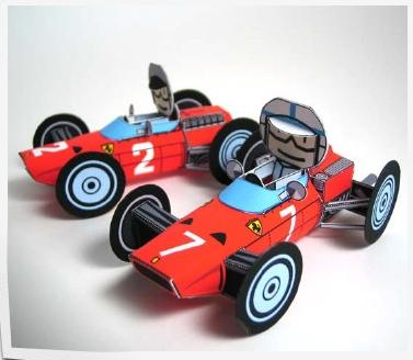 Ferrari 158 V8� F12