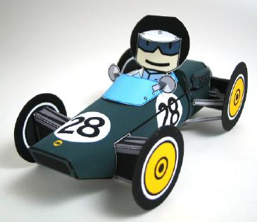 Lotus 21 1961
