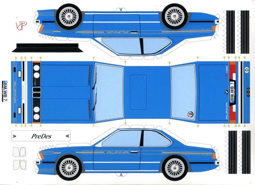 BMW WB7