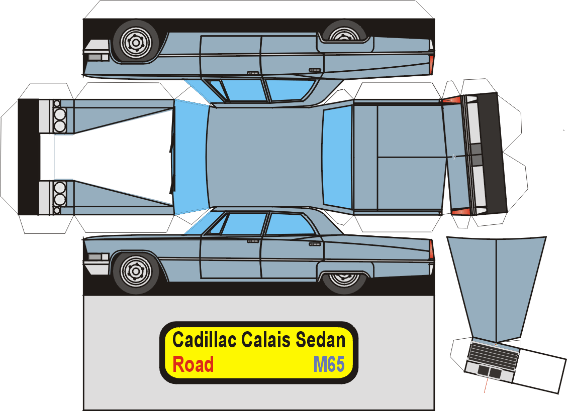 Cadillac Calais Sedan