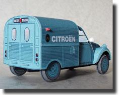 Citroen 2CV AZU