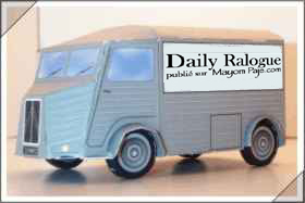 Citroen Type H Daily Ralogue