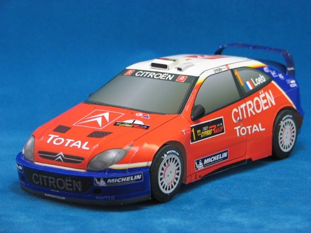 Citroen XARA WRC 2