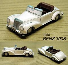 Mercedes 300S 1955